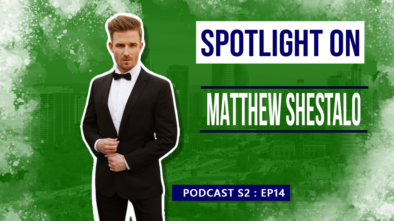 Spotlight on: Matthew Shestalo